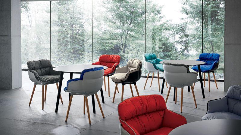 Arredamento Ufficio Cosenza : Tavoli e sedie calligaris francavilla marittima cosenza